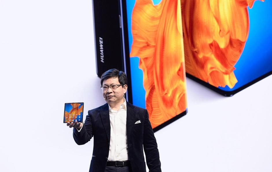 En main, le Huawei Mate Xs est impressionnant!