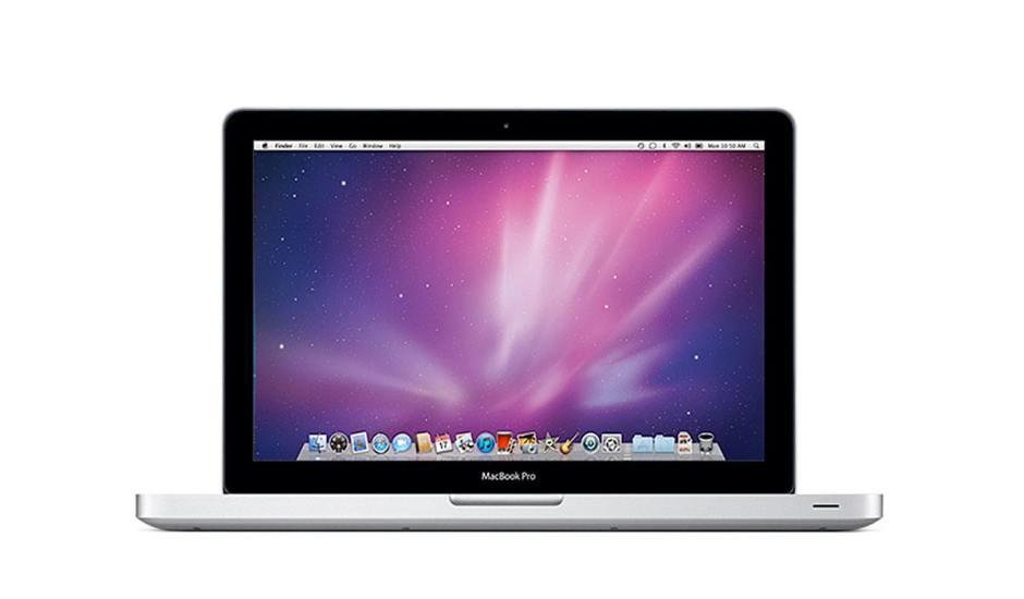 MacBook Pro mi-2009, 13 pouces.