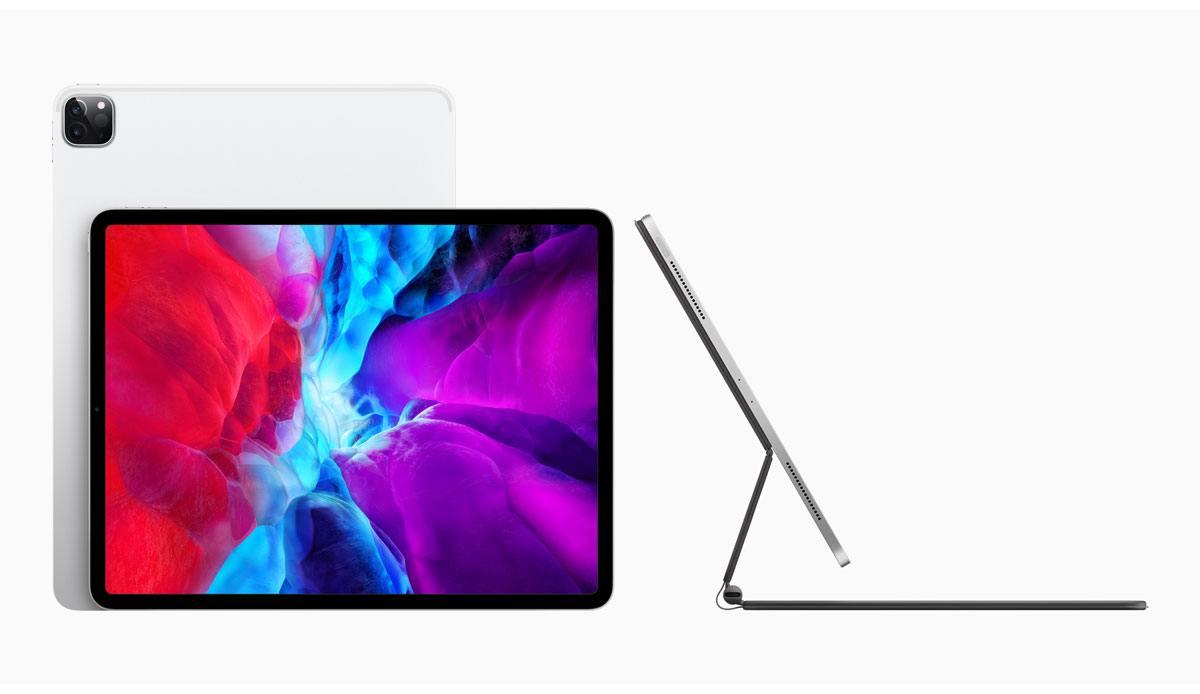 Le nouvel iPad Pro 2020.