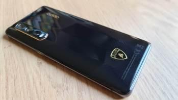 L'Oppo Find X2 Pro Lamborghini Edition: une impression de luxe.