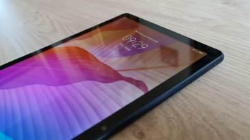 Huawei MatePad T 10s: 450 grammes.