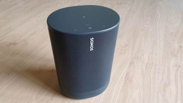 Sonos Move: un design simple et efficace.