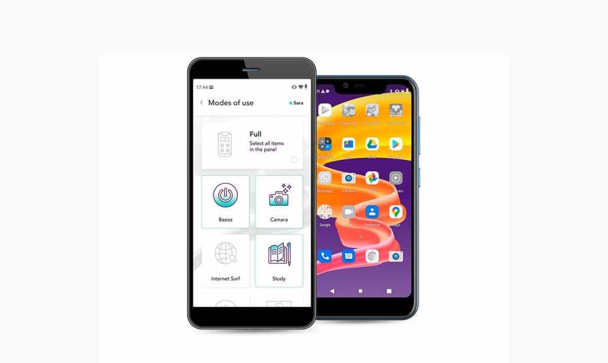 Sunrise lance Blabloo, le smartphone pour les enfants.