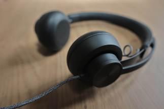 Logi Zone Wired: des écouteurs à mémoire de forme.