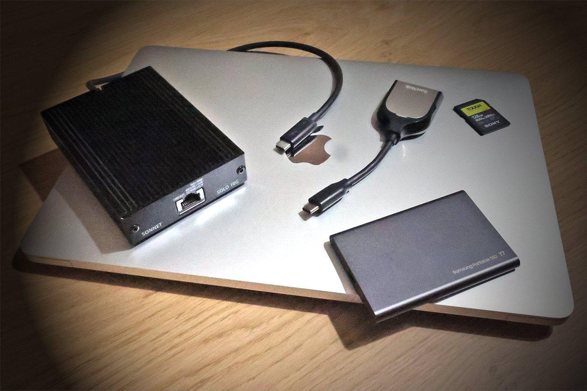 Quelques accessoires pour repousser les limites du numérique...