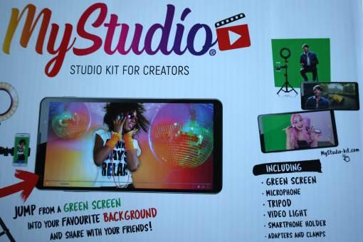 Le kit MyStudio.