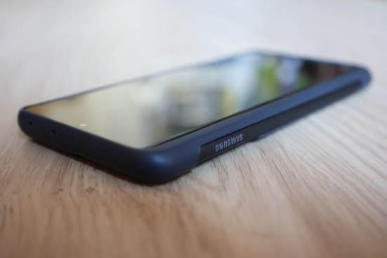 Le Samsung Galaxy S21 Ultra 5G et son S Pen.