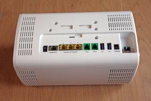 High-tech: le test du 10Gigabits/sec avec la nouvelle Sunrise Internet Box Fiber