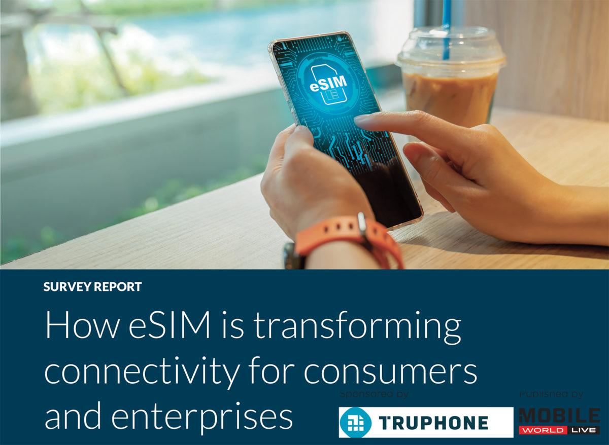 Le boom de l'eSIM semble programmé.