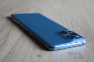 Le design Oppo Find X3 Pro.