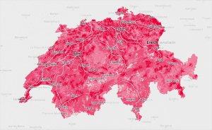 Plus de 5000antennes5G en Suisse et une nouvelle campagne de Sunrise UPC