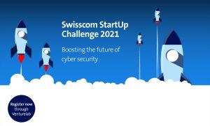 Swisscom lance le Startup Challenge 2021 sous le signe de la cybersécurité