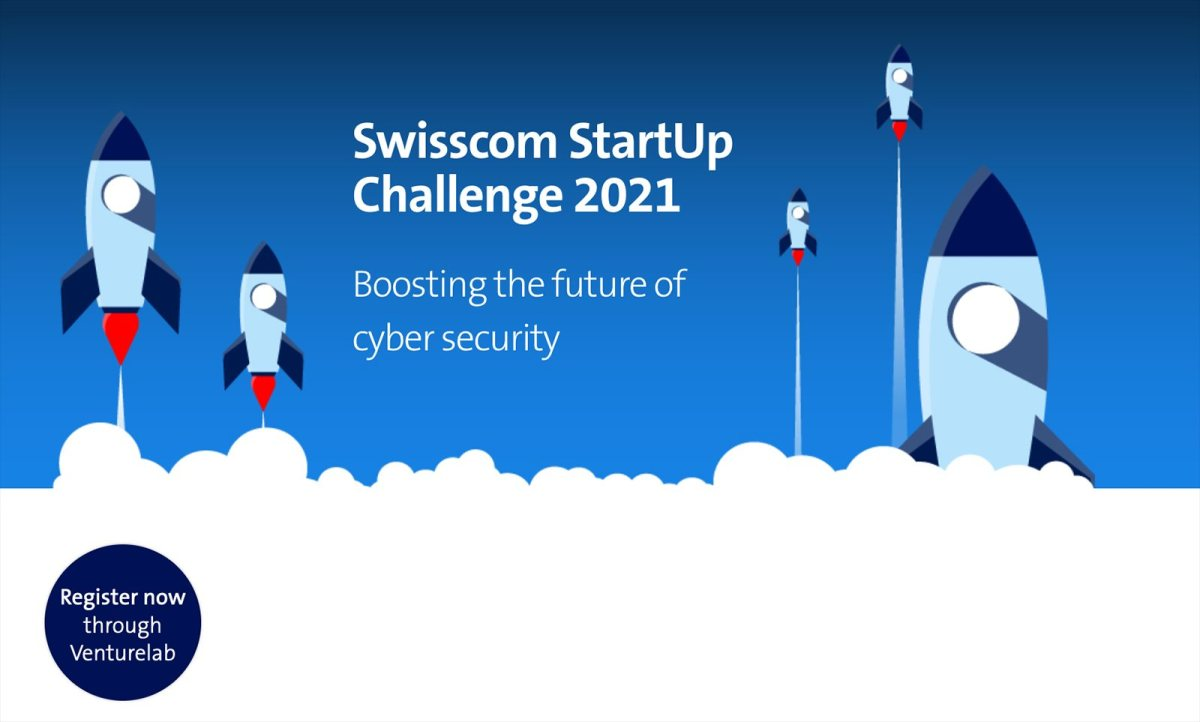Swisscom StartUp Challenge 2021.
