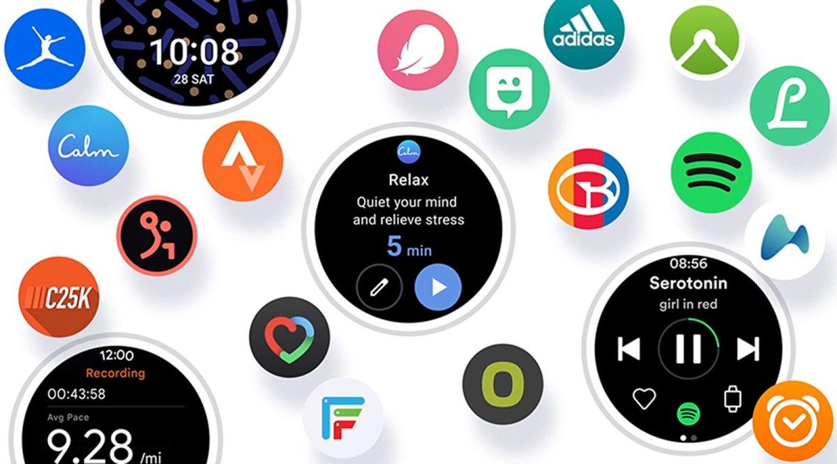 La prochaine montre connectée de Samsung?