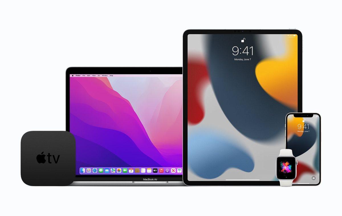 Bientôt tester iOS 15, iPadOS 15, macOS Monterey, watchOS 8 et tvOS 15.