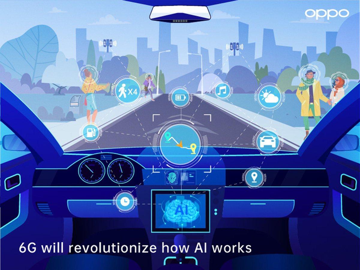 La 6G devrait révolutionner l'utilisation de l'AI.