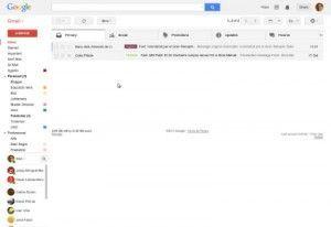 El Inbox es tu lista de tareas