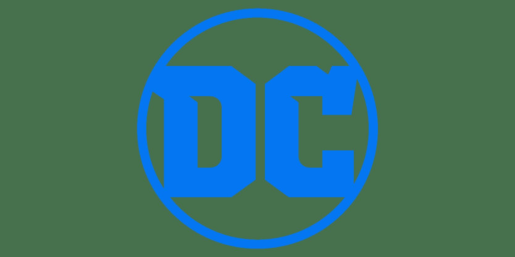 DC Comics logo transparent