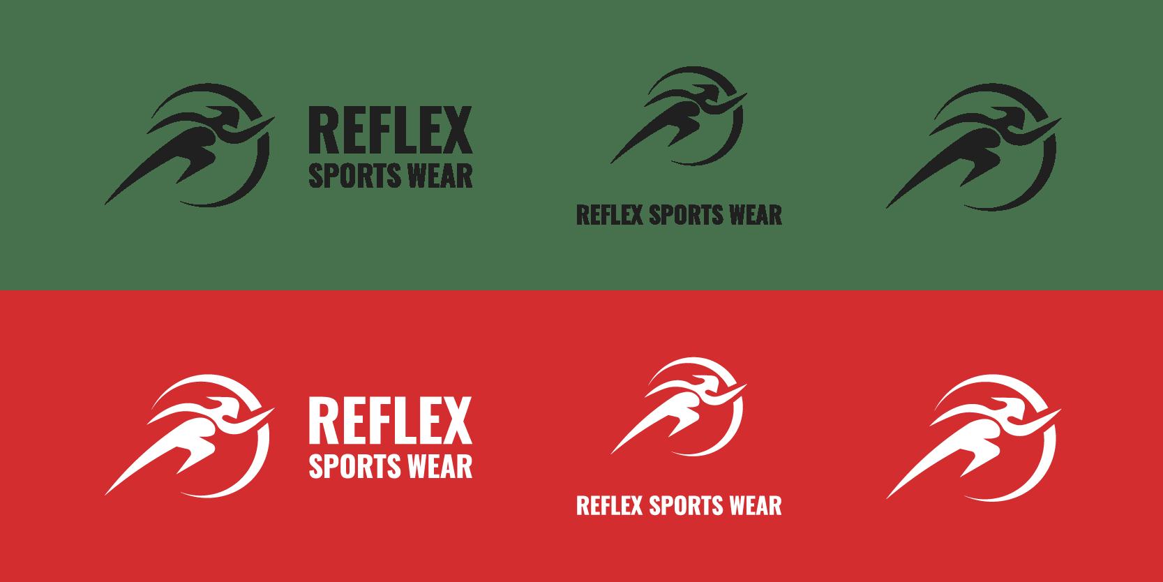 Reflex responsive logo by XAXs