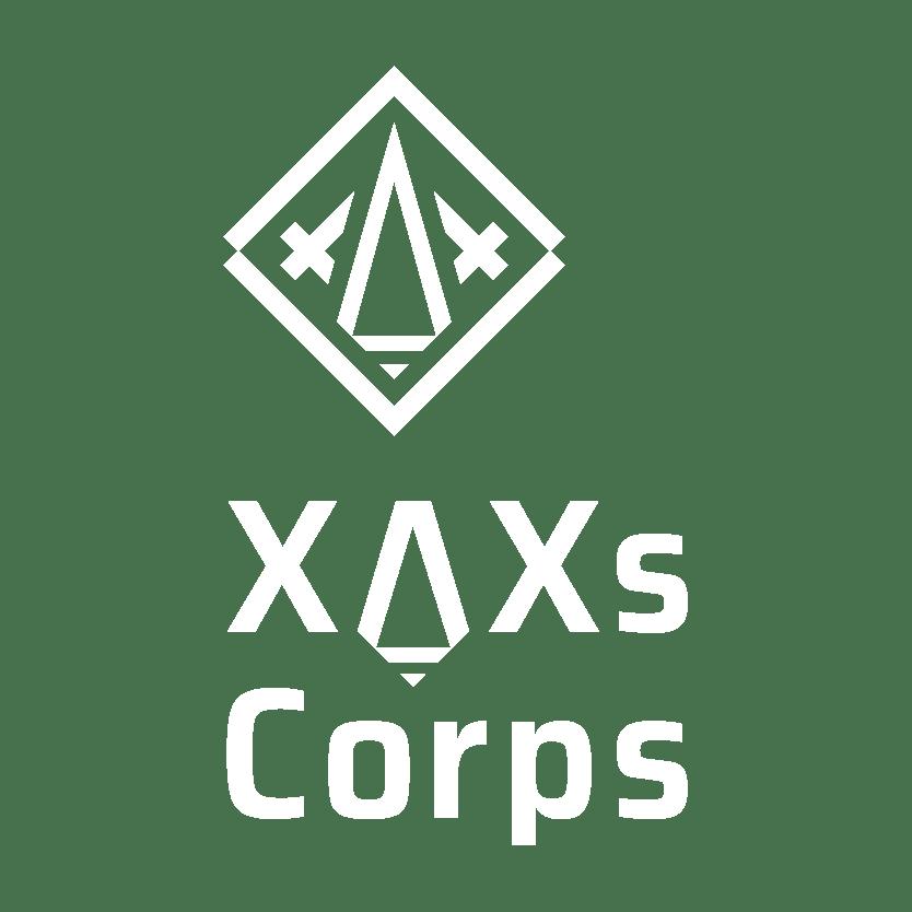 XAXs Crops logo 2020