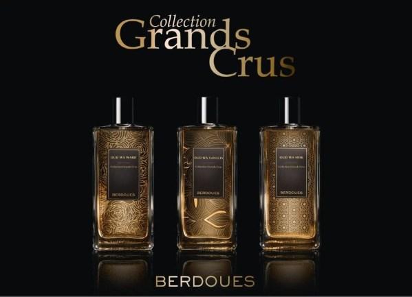 Berdoues Oud Wa Vanillia Milessime Grand Cru EDP 100vapo