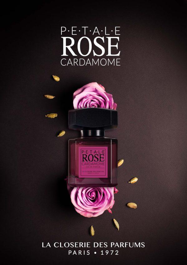 La Closerie des Parfums Rose Petale Cardamome EDP 50 vapo