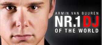 Armin Van Buuren No.1 DJ of the world