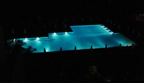 Westin Hotel pool Αστέρας Βουλιαγμένης