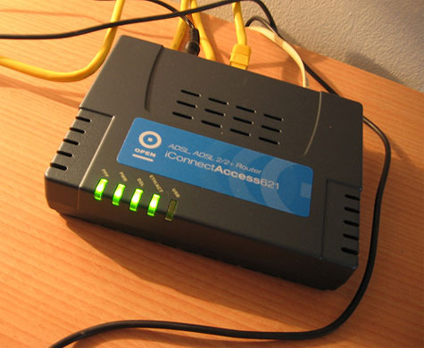 adsl router