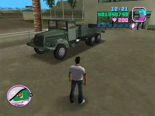 GTA IV Best Action Game