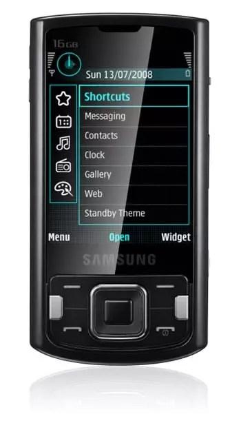 Samsung GT-i8510 innov8 - 3