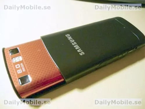 Samsung S8300 - 4