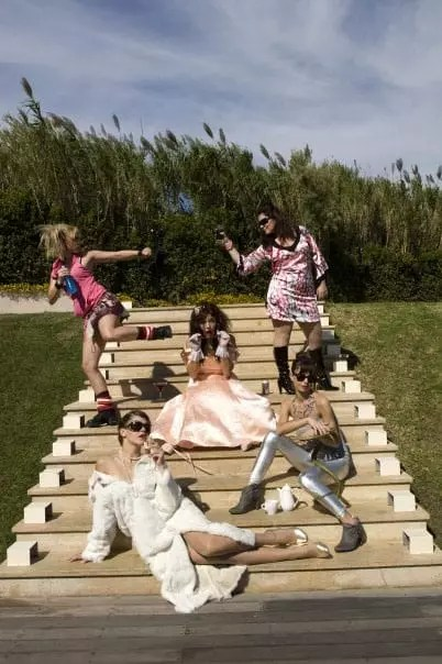 Les Belles - Θεατρική Σκηνή Ζωή Λάσκαρη
