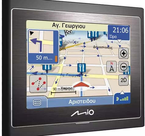 GPS Mio Moov 150