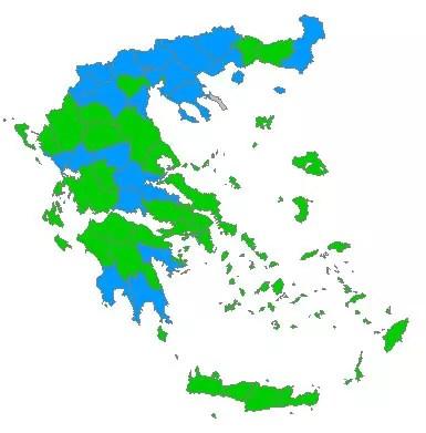 Αποτελέσματα Ευρωεκλογών 2009