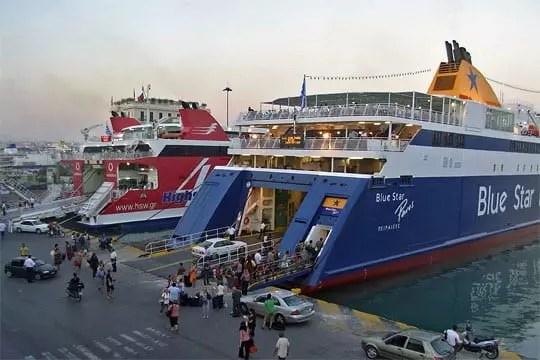 ελληνικά πλοία