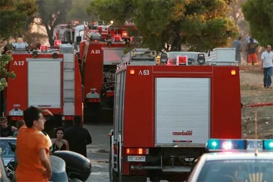Οχήματα πυροσβεστικής υπηρεσίας