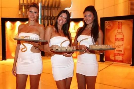 Stolichnaya Girls @ Hilton
