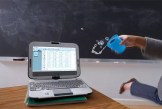Intel Convertible Classmate PC