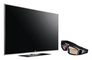 LG Infinia LX9500 Full LED 3D TV