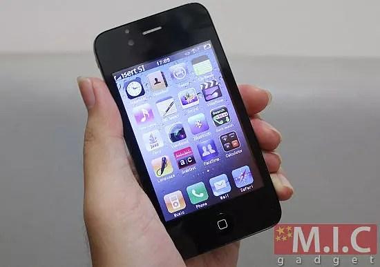 iPhone 4 μαϊμού