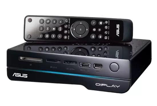 ASUS O!Play HD2, Media Player με USB 3.0