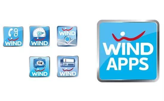 WIND | Πιο δυναμικά στην αγορά στην αγορά των Smartphones και των Mobile Apps