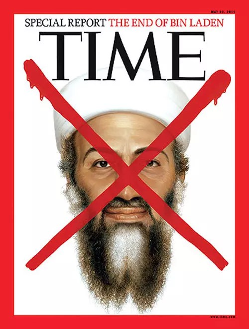 Time Magazine – Osama Bin Laden