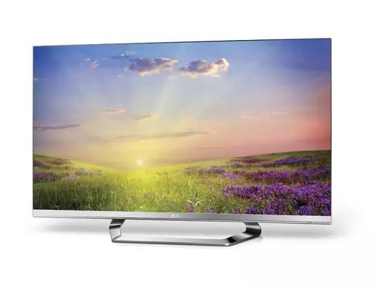 Η LG παρουσίασε τη νέα σειρά τηλεοράσεων Cinema 3D Smart TV