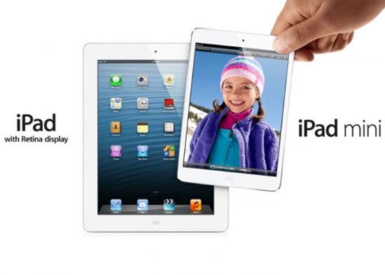 iPad 4 & iPad mini στην Ελλάδα