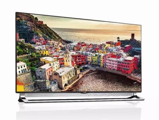 Εκπληκτική ποιότητα εικόνας: LG ULTRA HD TV