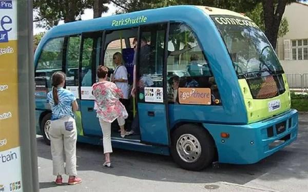 Λεωφορεία χωρίς οδηγό σύντομα στα Τρίκαλα