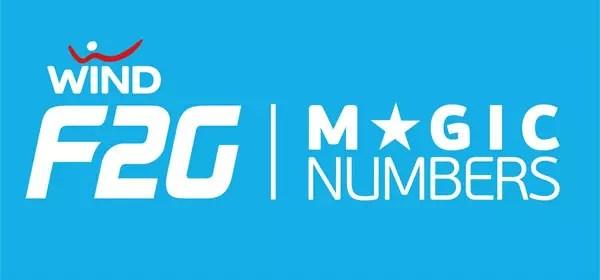 WIND F2G Magic Numbers