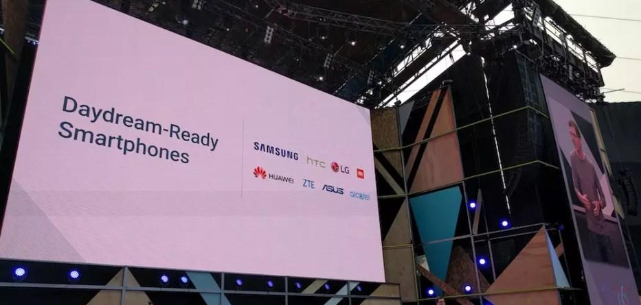 Google Daydream-Ready smartphones OEMs